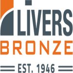 Livers-Bronze Logo 300 X 300